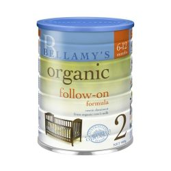 Bellamy's Organic Follow On Formula 900g