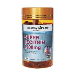 Healthy Care Lecithin 1200mg 100