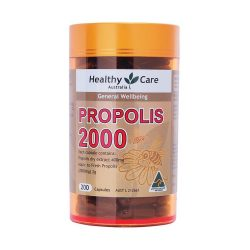 Healthy Care Propolis 2000mg 200 Capsule