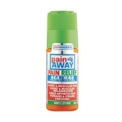 Pain Away Roll On Lotion 35g