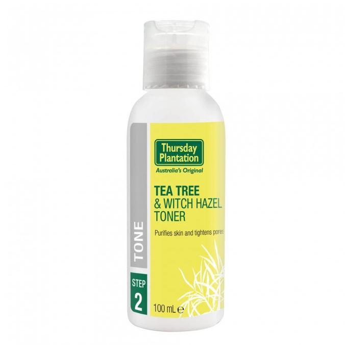 Thursday Plantation Tea Tree & Witch Hazel Face Toner 100mL