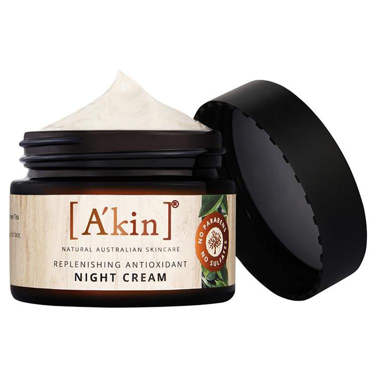 A'kin Replenishing Antioxidant Night Cream 50ml