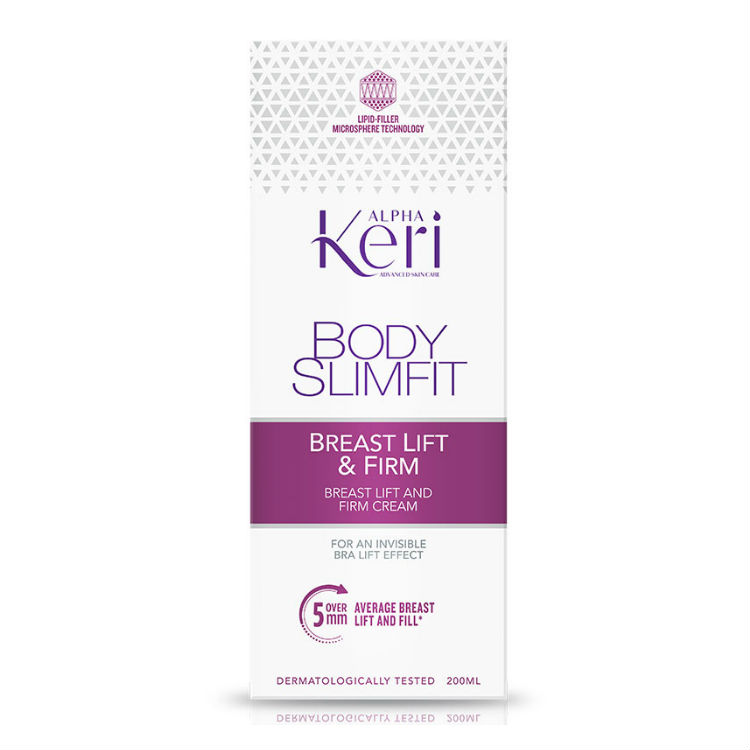 Alpha Keri Body Slimfit Breast Lift and Firm Cream 200ml