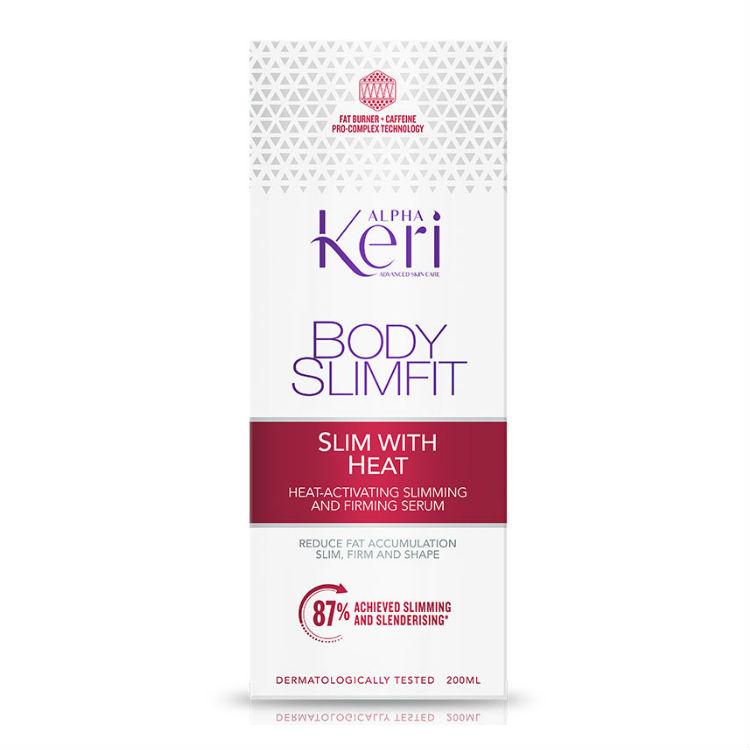 Alpha Keri Body Slimfit Heat Activating Slimming and Firming Serum 200ml