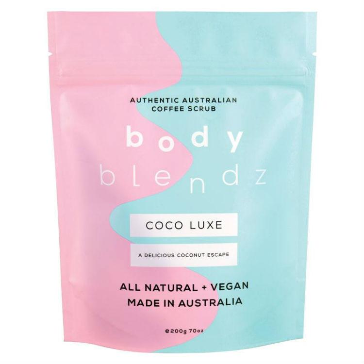 Body Blendz Body Coffee Scrub Coco Luxe 200g