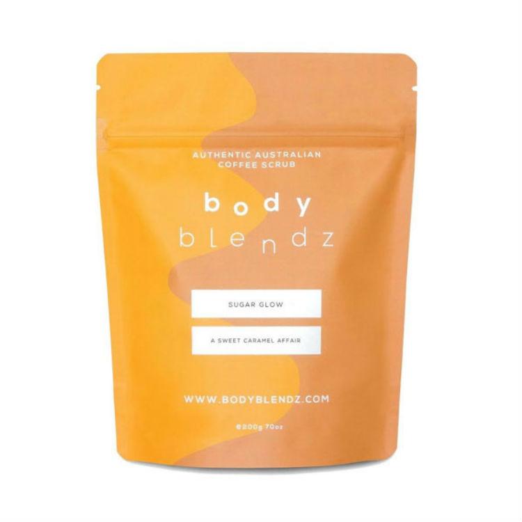 Body Blendz Body Coffee Scrub Sugar Glow 200g