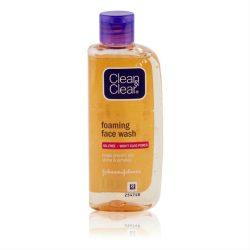 Clean & Clear Foaming Facial Wash 150mL