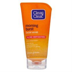 Clean & Clear Morning Burst Facial Scrub 141g