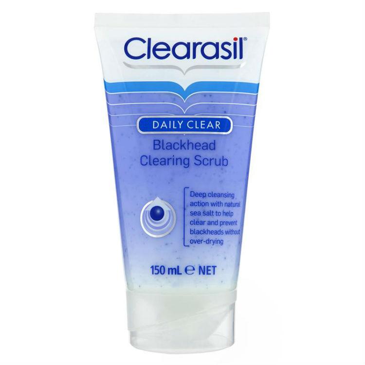 Clearasil Blackhead Control Clearing Scrub 150ml