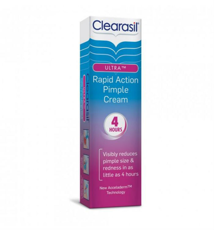 Clearasil Ultra Rapid Treatment Cream 15ml