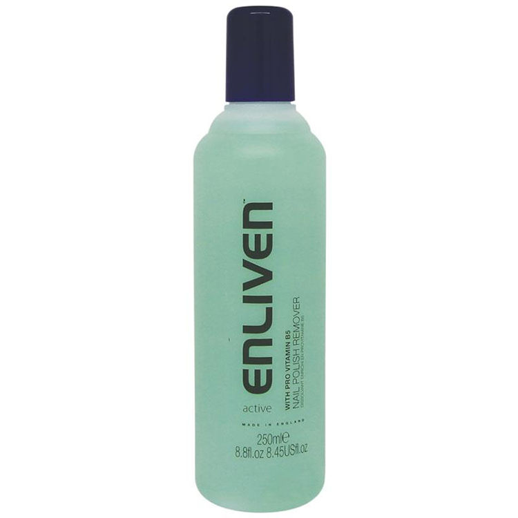 Enliven Strengthening Nail Polish Remover 250ml
