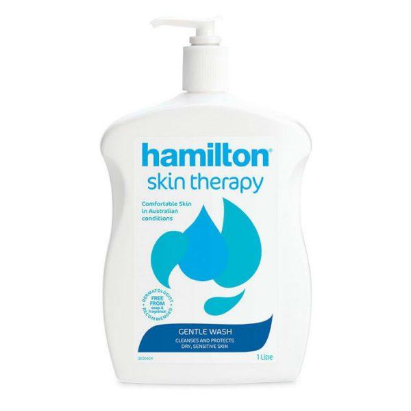 Hamilton Skin Therapy Wash 1 Litre