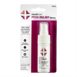 Mundicare Itch Relief Spray 25ml