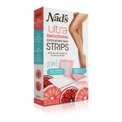 Nads Exfoliating Body Wax Strips 20