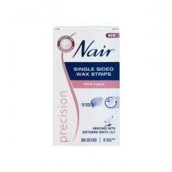 Nair Precision Ready Wax Strips 20