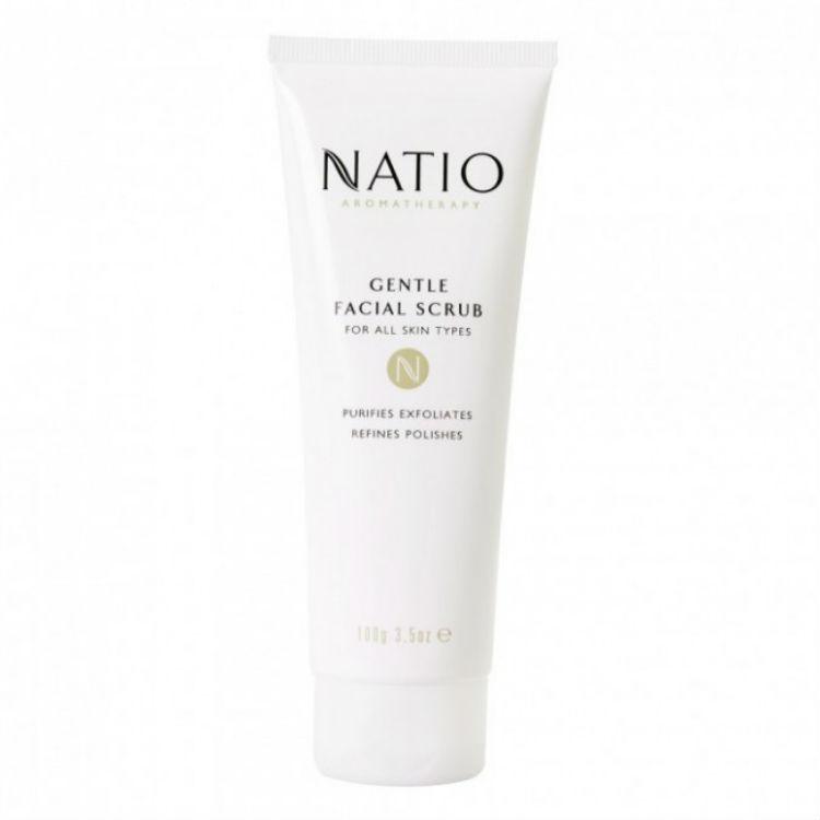 Natio Gentle Face Scrub 100g