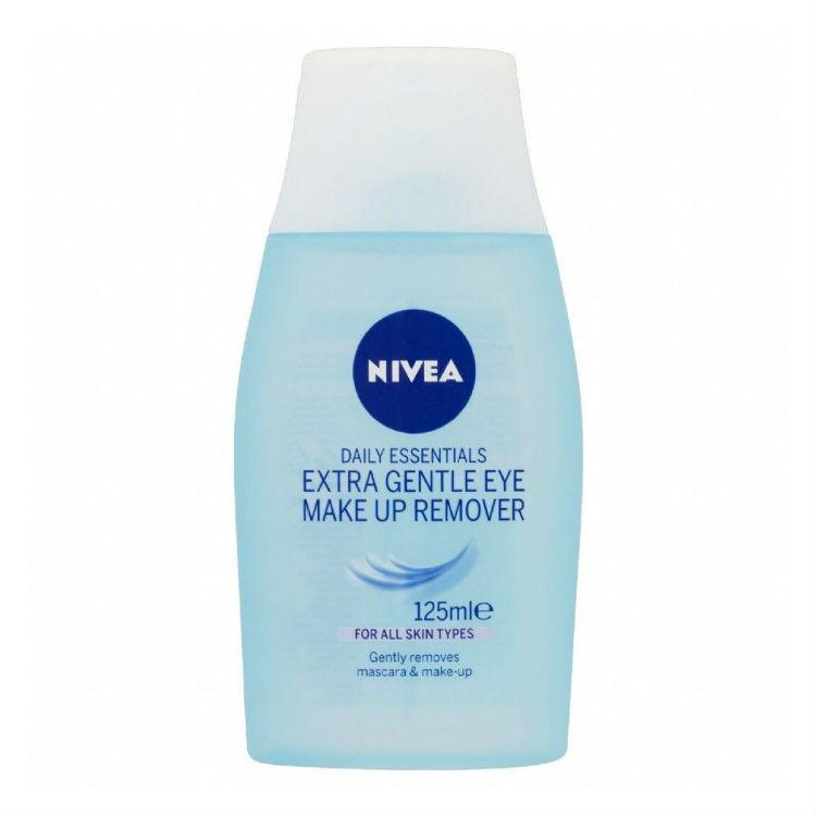 Nivea Visage Extra Gentle Eye Make Up Remover 125ml