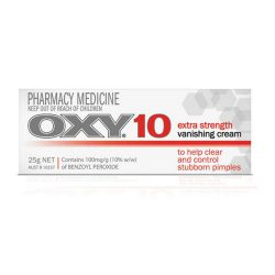 OXY 10 Vanishing Cream 25g
