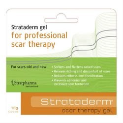 Strataderm Scar Therapy Silicon Gel 10g –