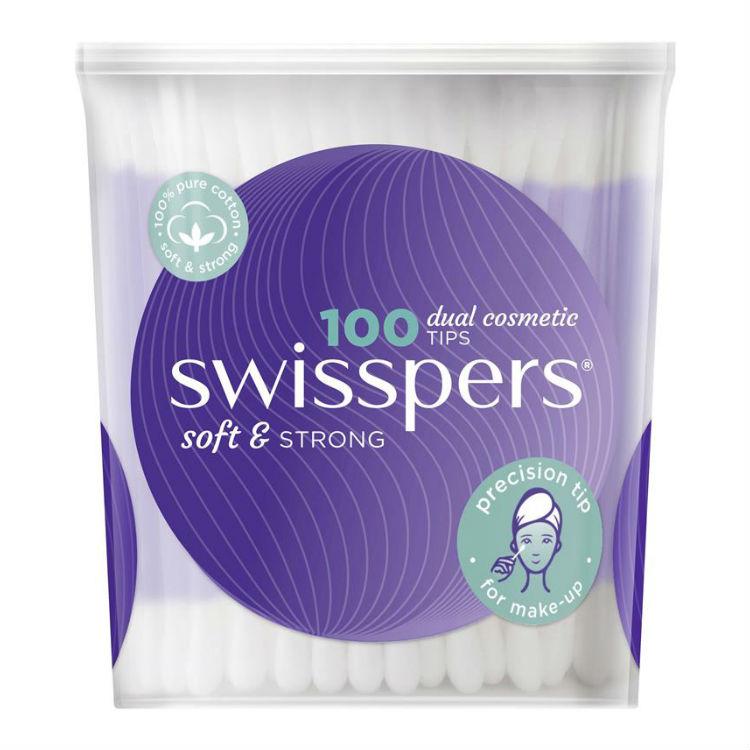 Swisspers Cosmetic Tips 100