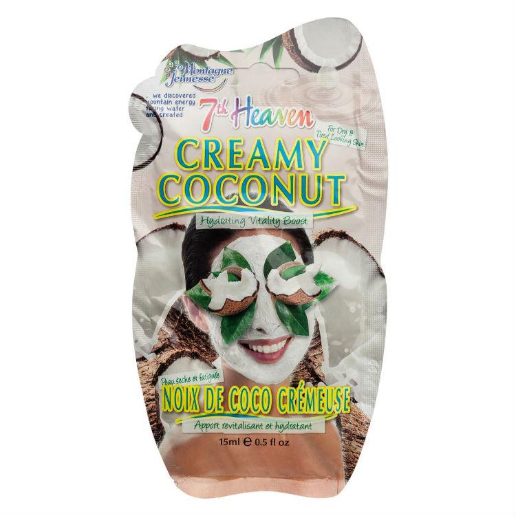 7th Heaven Creamy Coconut Mask 15ml