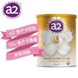 A2 麦卢卡蜂蜜奶粉 400克 – Jiankang 保健,美妆和个人护理商品