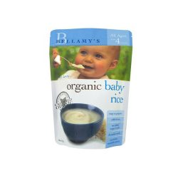 Bellamy's 贝拉米有机米粉米糊原味 4月以上 125g – Baojian 保健,美妆和个人护理商品