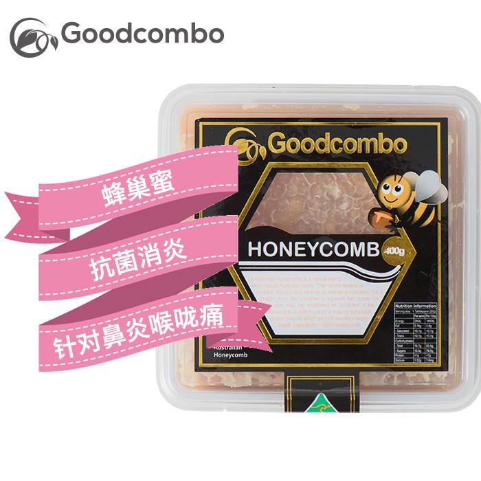 Goodcombo 蜂巢蜜 400克 – Guangdong Healthy 保健,美妆和个人护理商品