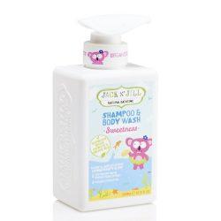 Jack N'Jill 儿童洗发沐浴二合一 椰子油 考拉 300ml – Youhui 保健,美妆和个人护理商品