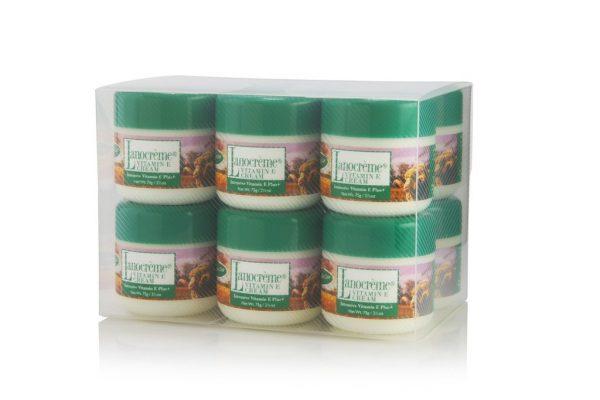 Lanocrème Cream with Intensive Vitamin E Plus -12pack – Jilin Healthy 保健,美妆和个人护理商品