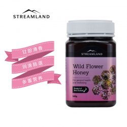 Streamland 野花蜜500g – Guangdong Healthy 保健,美妆和个人护理商品