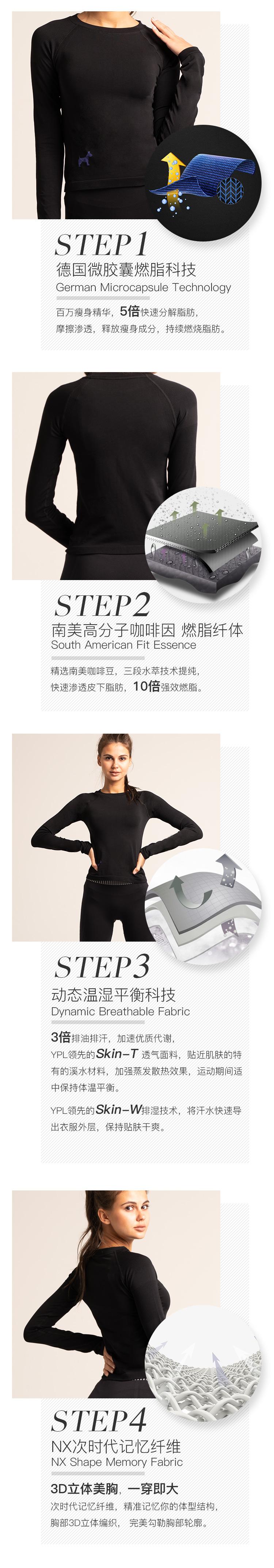 YPL 光速瘦身衣 – Shanghai Healthy 保健,美妆和个人护理商品