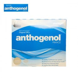 Anthogenol 月光宝盒 花青素葡萄籽精华 100粒 – Zhongguo 保健,美妆和个人护理商品