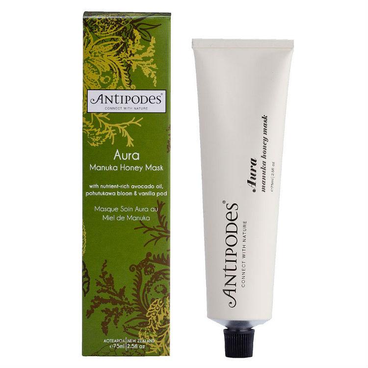Antipodes Aura Manuka Honey Mask 75ml – Vitamin Australia