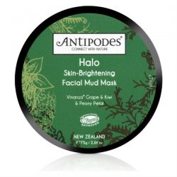 Antipodes Halo Skin Brightening Facial Mud Mask 75ml – World Health and Beauty Deals