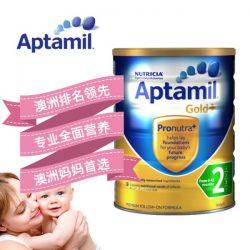 Aptamil爱他美婴儿配方奶粉金装 2段(6-12个月) – Taiwan Health & Beauty