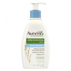 Aveeno Daily Moisturising Lotion Sheer Hydration 350ml – Jonathan Health and Beauty Deals
