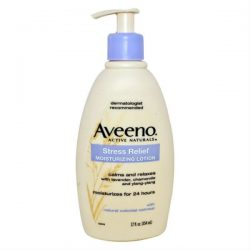 Aveeno Stress Relief Moisturising Lotion 354ml – Jonathan Health and Beauty Deals