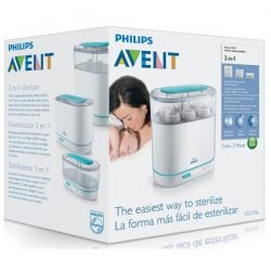 Avent Electric Sterilizer 3 in 1 – World Health and Beauty Deals