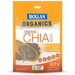 Bioglan Organic Chia Seeds 500g – Health and Beauty Deals