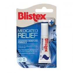 Blistex Medicated Relief 6g – Vitamin Australia
