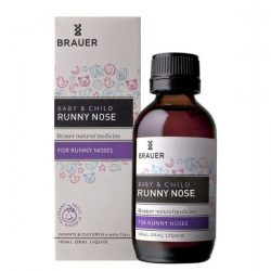Brauer Baby & Child Runny Nose Relief 100ml – Vitamin Australia
