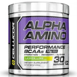 Cellucor Alpha Amino Gen4 Lemon Lime 30 Serve – Jonathan Health and Beauty Deals