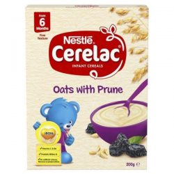 Cerelac Infant Cereal Oat & Prune 200g – World Health and Beauty Deals