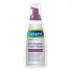 Cetaphil DermaControl Foaming Wash 236ml – World Health and Beauty Deals