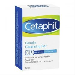 Cetaphil Gentle Cleansing Bar 127g – Health and Beauty Deals