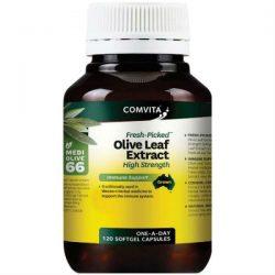 Comvita Olive Leaf High Strength Capsules 120 Capsules – Vitamin Australia