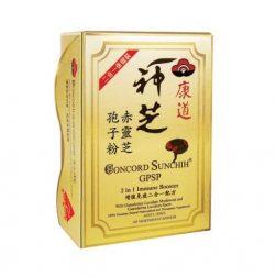 Concord 康道神芝 赤灵芝孢子粉 2合1 100粒+10粒 – Chinco 保健,美妆和个人护理商品