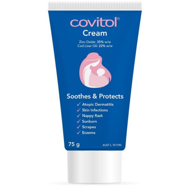 Covitol Cream 75g Online Only – Health and Beauty Deals