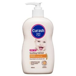 Curash Babycare Soothing Oatmeal Wash 400mL – Vitamin Australia
